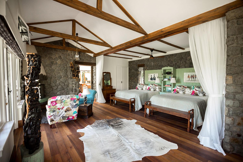 Gibb's Farm - Farm stay in Tanzania
