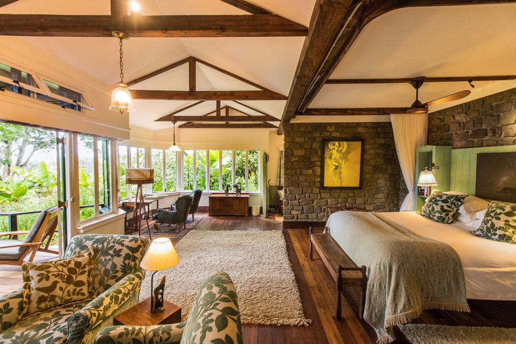 Gibb's Farm one bedroom cottage