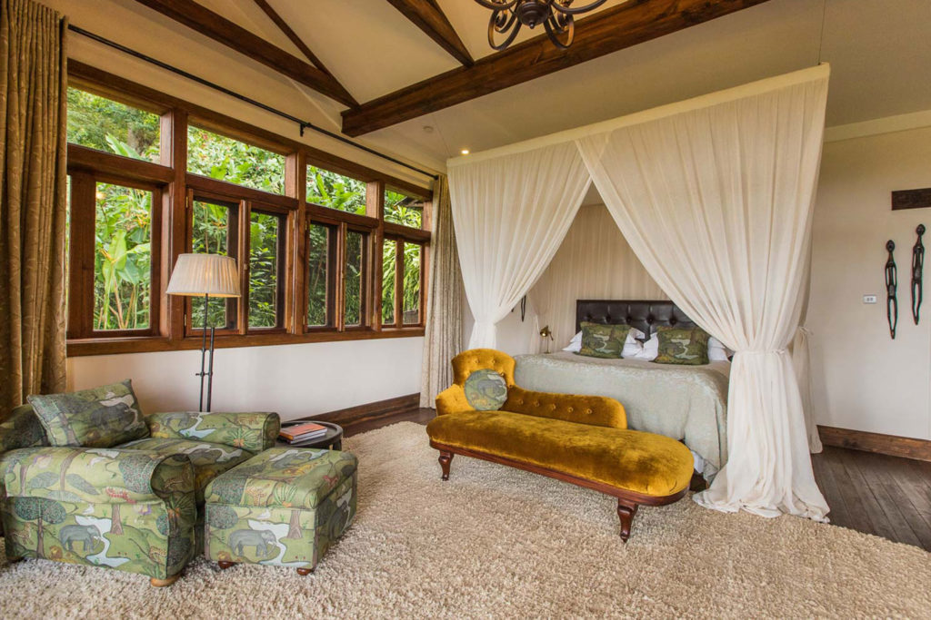 Gibb's Farm - Best accommodation in Tanzania