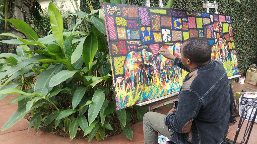 Gibb's Farm Artist in Residence programme