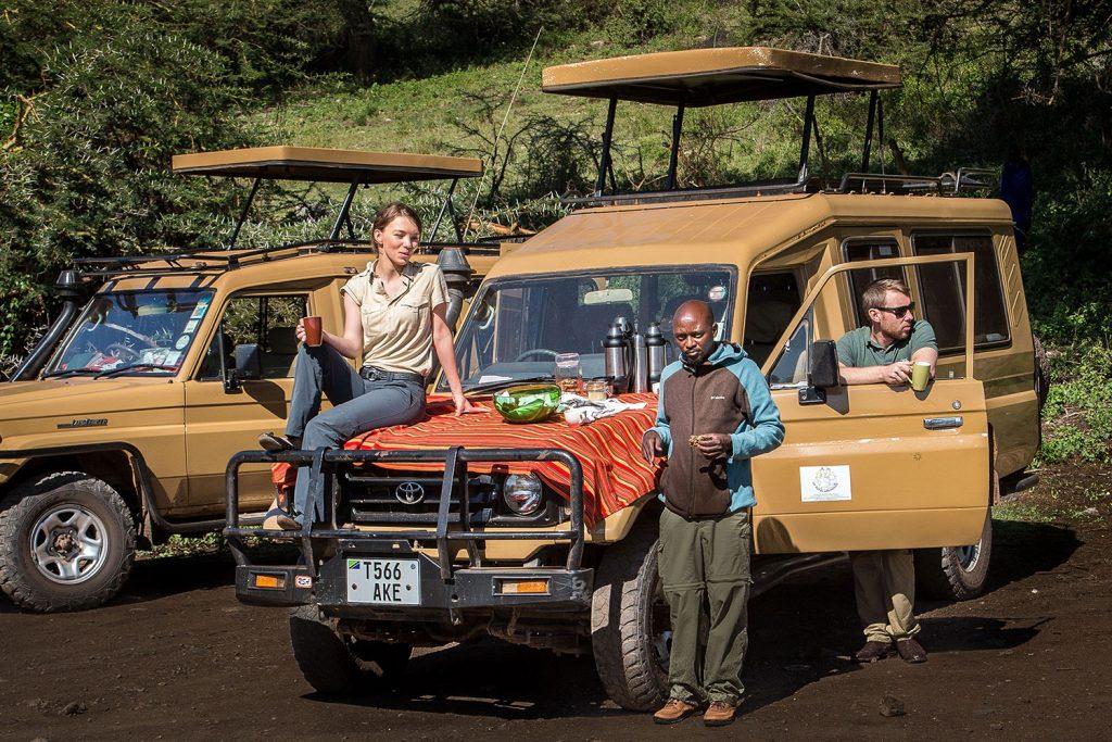 Gibb's Farm - Lake Manyara safari Tanzania