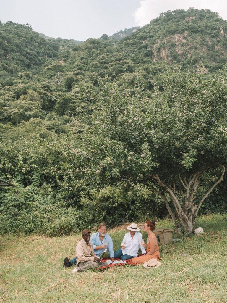 Gibb's Farm - Slow Safari picnic