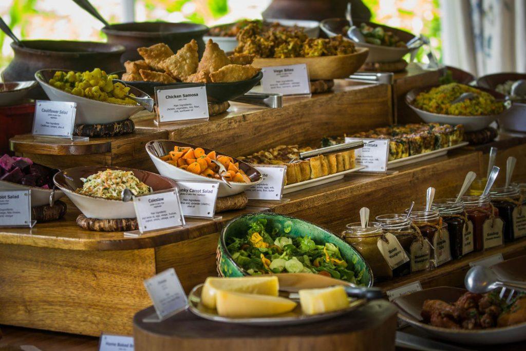 Gibb's Farm - Best lunch in Tanzania