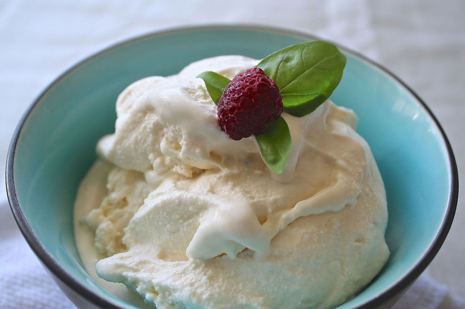 Recipe: Farm fresh no churn vanilla ice cream