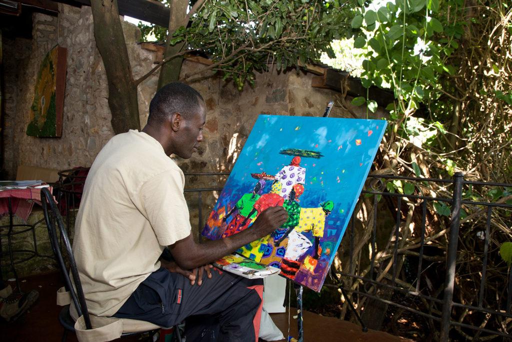 Gibb's Farm Tanzania Zawadi Boutique